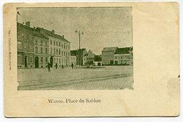 CPA - Carte Postale - Belgique - Wavre - Place Du Sablon- 1904 (M7834) - Wavre