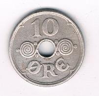 10 ORE 1937 DENEMARKEN /2415/ - Danemark