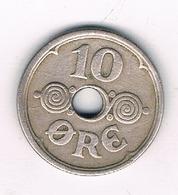 10 ORE 1926 DENEMARKEN /2416/ - Dänemark