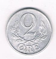 2 ORE 1941 DENEMARKEN /2417/ - Danemark