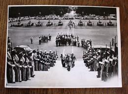 Photo De Presse Funérailles Du Général Pershing Commandant Des Armée Américaine - Documents