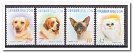 Taiwan 2006, Postfris MNH, Cats, Dogs - 1945-... République De Chine