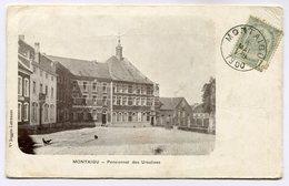 CPA - Carte Postale - Belgique - Montaigu - Pensionnat Des Ursulines - 1900 (M7836) - Scherpenheuvel-Zichem