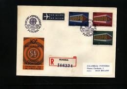 Portugal 1969 Europa Cept FDC - Europa-CEPT