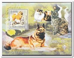 Sao Tome & Principe 2006, Postfris MNH, Cats - Sao Tome En Principe