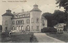 "Leuth "" Château Du Comte Vilain XIIII - Cpa - Maasmechelen"