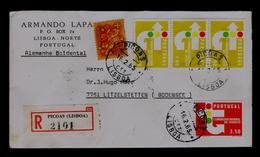 Road Safety Nat. Cong. Traffic Lisboa Signs And Signals Automobile Transit 1965 Portugal Cultures Sp5739 - Accidents & Road Safety