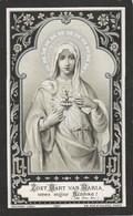 Anna Hubertina Caenen-veldwezelt 1853-oud-vroenhoven 1930 - Devotion Images