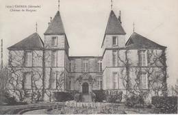 CPA Cabara - Château De Blaignac - France