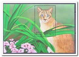 Maldiven 1998, Postfris MNH, Cats - Maldiven (1965-...)
