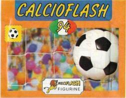 BUSTINA FIGURINE CALCIOFLASH 94 EUROFLASH - Calcio
