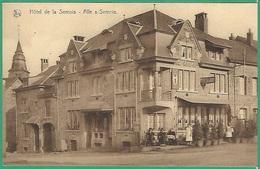 ! - Belgique - Alle S/Semois (Vresse-sur-Semois) - Hôtel De La Semois - Vresse-sur-Semois