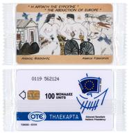 GREECE  Europa   0119  03/94 Phonecards - Grecia