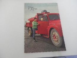 FETE - SAINT ELOI - Camion Citerne - 309 - Fêtes - Voeux