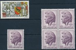 253, 275 / 398, 469 Einwandfrei Postfrisch/** - Unused Stamps
