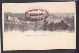 Q1087 - Panorama De BERNAY Eglise De La Couture - Eure - Bernay