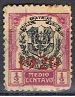 (DOM 2) DOMINICAINE, REP // YVERT 195 // 1920 - Dominicaine (République)