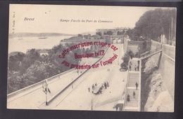 Q1088 - BREST Rampe D'accès Du Port De Commerce - Finistère - Brest