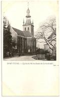 SAINT-TROND - Eglise De Notre-Dame De Cortenbosch. Pub.: Chocolat Des Chartreux Confiserie Ducardon, Mons. - Sint-Truiden