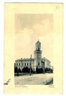 Bad Dorna - Rathaus - Primaria - Romania / Bukowina Bucovina / - Damaged/ Bending Traces - Very Rare - Roumanie