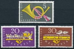 291-293 / 519-521 Serie Postfrisch/** - Unused Stamps