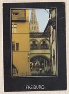 9AL738 FREIBURG RATHAUS MUNSTER 2 SCANS - Freiburg I. Br.