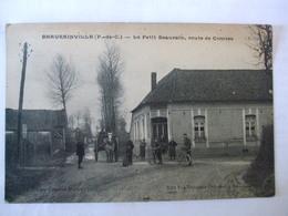 62  - AL 9 - BEAURAINVILLE - LE PETIT BEAURAIN , ROUTE DE COMTES -- - Other Municipalities