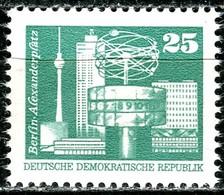 DDR - Mi 2022 - ** Postfrisch (A) - 25Pf               Aufbau In Der DDR Kleinformat - DDR