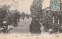 27 - ACQUIGNY - Les Bords De L' Eure - Acquigny