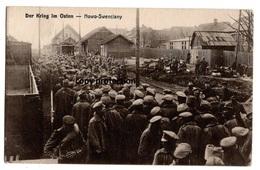 Der Krieg Im Osten, Nowo Swenciany, Svencionys, Alte Ansichtskarte, Feldpost - Lituanie