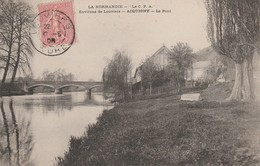 27 - ACQUIGNY - Le Pont - Acquigny