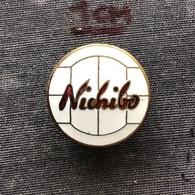 Badge Pin ZN008156 - Volleyball Japan Nichibo 1963 - Voleibol