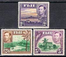 FIDJI YT 112/114* - Fiji (...-1970)