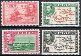 FIDJI YT 115-116-116A-119* - Fiji (...-1970)