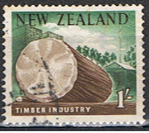 ( NZ 27) NOUVELLE-ZÉLANDE // YVERT 392 // 1960-67 - Nouvelle-Zélande
