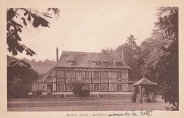 27 - ALIZAY - Le Château De La Motte - France