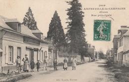 27 - AMFREVILLE LA CAMPAGNE - Rue Principale - France