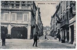 """BRESCIA """" VIA MAZZINI """" VIAGGIATA VEDI+++++ - Brescia"""