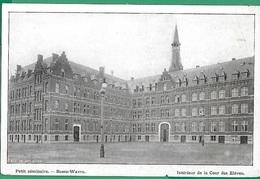 ! - Belgique - Wavre - Petit Séminaire à Basse-Wavre - Intérieur De La Cour Des Elèves - Wavre