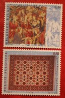 Tapijten Carpets OBC N° 3413-3414 (Mi 3461-3462) 2005 POSTFRIS MNH ** BELGIE BELGIEN / BELGIUM - Belgien