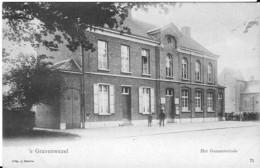'S GRAVENWEZEL  - HET GEMEENTEHUIS - Belgique