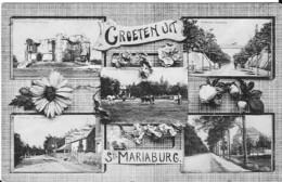ST. MARIABURG - GROETEN UIT - Belgique