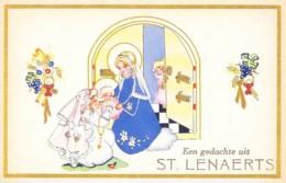 ST. LENAERTS - EEN GEDACHTE UIT - Belgique