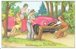 SCHELLE - GOEDENDAG UIT - Belgique