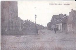 SINT-PIETERS-LILLE  - KERKSTRAAT - Belgique
