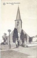 ST. CORNELIS HOOREBEKE  -  KERK - Belgique
