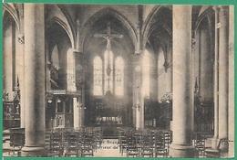 ! - Belgique - Sainte-Ode - Couvent De Beauplateau - (Tillet) - Intérieur De L'église - Sainte-Ode