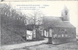BERCHEM-STE-AGATHE  -  L'EGLISE - Belgique
