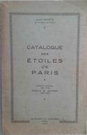 PHLÉTÉLIE: CATALOGUE DES ÉTOILES DE PARIS (ANDRÉ ROCHETTE 1950) BUREAU CENTRAL (1852-76) BUREAUX DES QUARTIERS (1863-76) - Sonstige Bücher