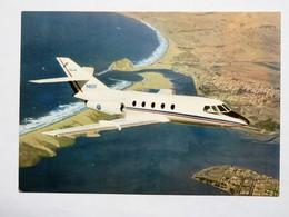 Carte Postale : Avion : Dans Le Ciel De France : Le FAN JET FALCON MYSTERE 20 Des Avions Marcel Dassault, En 1967 - 1946-....: Ere Moderne